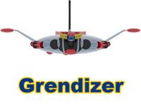 max grendizer fictional robot
