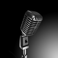 3ds max microphone