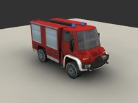 vehicle 3d 3ds