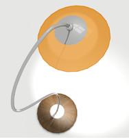 maya standard lamp