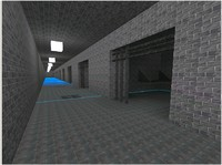 jail dungeon b3d 3d model