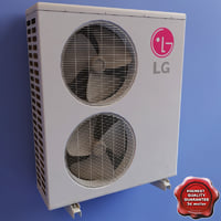 Air Conditioner LG V2