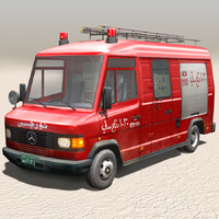 Arab street element FIRE RESCUE