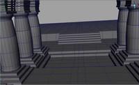 Medieval Pillar.zip