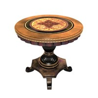 Round side table (max).rar