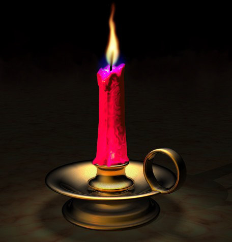 animated candle flame - photo #40
