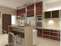 maya kitchen interior