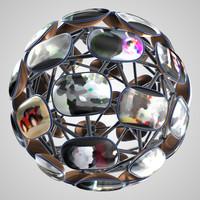 multi vision ball