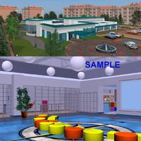 School Building 04