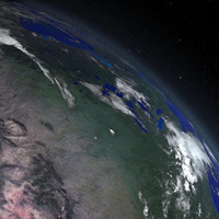 3d photoreal earth