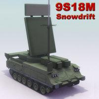 3d 9s18m snowdrift 9s18 model