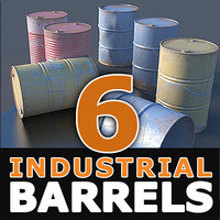 Barrel Industrial Pack