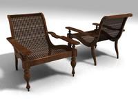 maya whicker chair classical