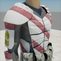 scout unit body armor max