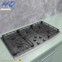 3d cooktop 01 model
