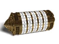 3d cryptex vinci code