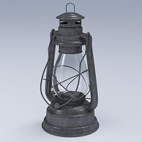 maya lantern lighting