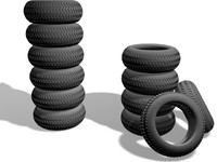 stacks tires max