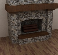 Fireplace Style 3