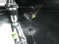 Martini & Cocktail Shaker