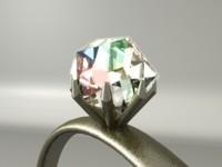 ring crystal c4d
