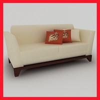 sofa pool 3d max