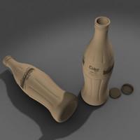 c4d bottle