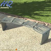 bench 05 3d model