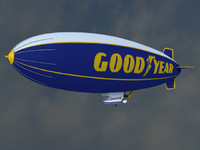 3d good blimp