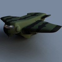 heavy armored personnel 3d 3ds