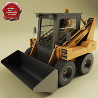 Mksm-800 skid-steer loader