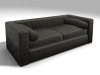 3ds sofa velvet fabric