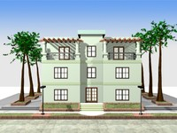 max 3 building apartment