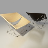 butterfly lounge chair by Pierre Paulin Artifort