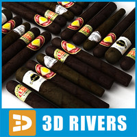 Cigars by 3DRivers