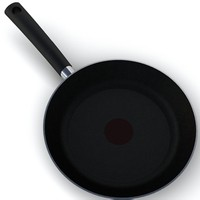 frying pan 3d max