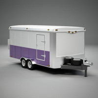 Car Cargo Trailer