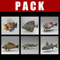 fish pack 3ds