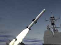 3ds max navy harpoon missile