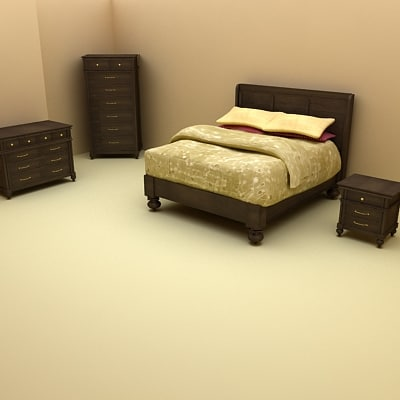 klaussner ashton bedroom furniture set high quality furniture 3d