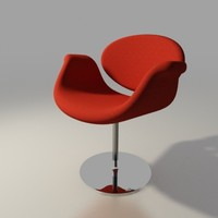 little tulip chair by Pierre Paulin Artifort