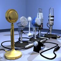 Microphones 01