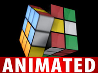 Magic Cube Animated