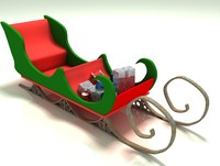 snow sled