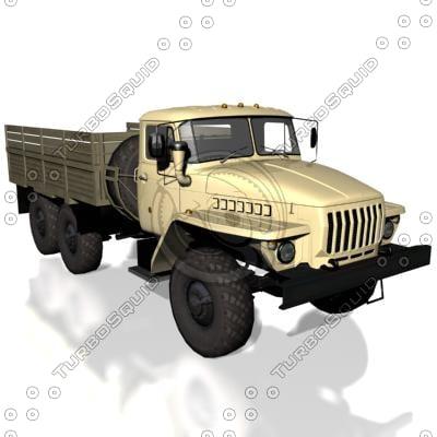 Ural-4320_bort.zip