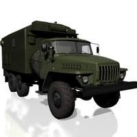 Ural-4320 (military)