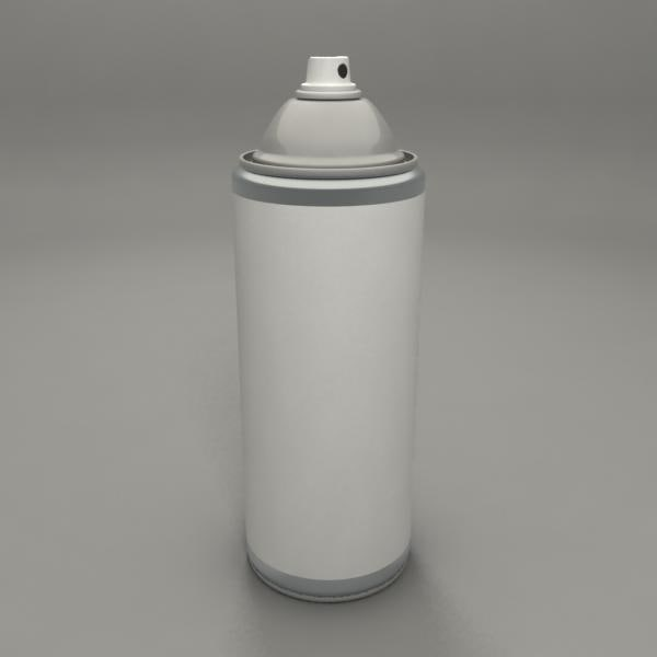 3d model spray - Spray Can.max... by German Lagna