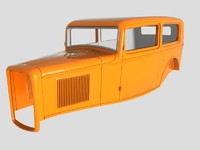 1932 tudor sedan body 3ds