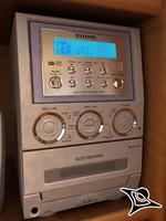3d aiwa hifi radio
