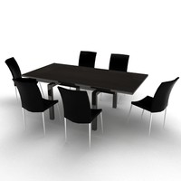max rivington dining set furniture